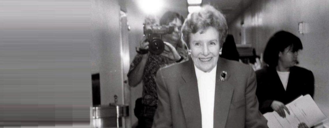 Lucy Killea (1922-2017)